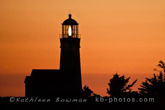 Shekinah Photography by Kathleen Bowman: Landscapes-Pictorial  Cape Blanco Lighthouse
